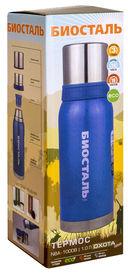 Термос Biostal 1 л (синий; арт. NBA-1000B) — фото, картинка — 3
