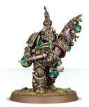 Warhammer 40.000. Death Guard. Biologus Putrifier (43-24) — фото, картинка — 1