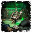 Warhammer 40.000. Death Guard. Biologus Putrifier (43-24) — фото, картинка — 4